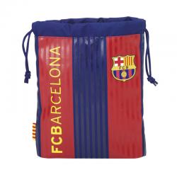 Saquito merienda del F.C.Barcelona.