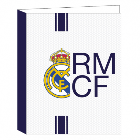Real Madrid Folder four rings.