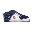 Portatodo zapatilla del Real Madrid.