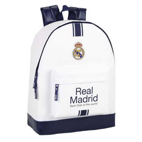 Mochila del Real Madrid.