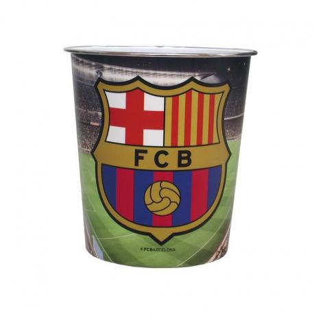 Papelera del F.C.Barcelona.