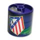 Cubilete con bandeja del Atlético de Madrid.