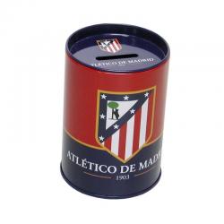 Hucha cubilete del Atlético de Madrid.