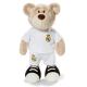 Peluche 35 cm. oso del Real Madrid.