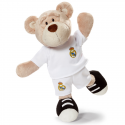 Peluche 80 cm. oso del Real Madrid.
