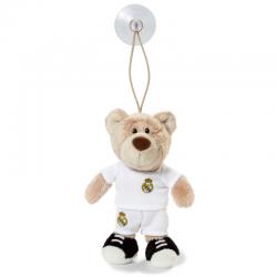 Peluche oso con ventosa del Real Madrid.