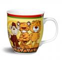 Nici Wild Friends Cup porcelain mug.