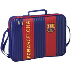 Cartera extraescolar del F.C. Barcelona.