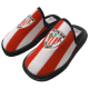 Chaussons Athletic de Bilbao.