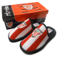 Zapatillas de rizo de estar por casa del Athletic de Bilbao