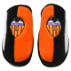 Valencia C.F. Slippers at home.