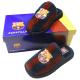 Zapatillas de estar por casa del F.C.Barcelona.