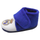 Chaussons junior Real Madrid.