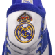 Zapatillas de estar por casa del Real Madrid.