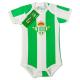 Real Betis Summer babygrow.