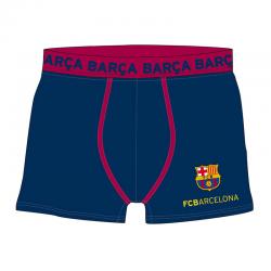 Boxer de lycra para niño del F.C. Barcelona.