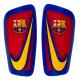 F.C.Barcelona Shin Guards 2016-17.