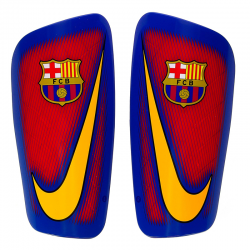 F.C.Barcelona Shin Guards 2016-17.