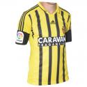 Camiseta oficial 2ª equipación Real Zaragoza 2016-17.
