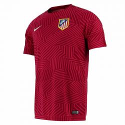 Atlético de Madrid Adult Pre-match shirt 2016-17.