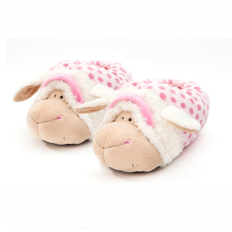 Zapatillas de estar por casa de oveja de nici forofos - Zapatillas para casa ...