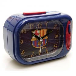 Reloj despertador himno del F.C. Barcelona.
