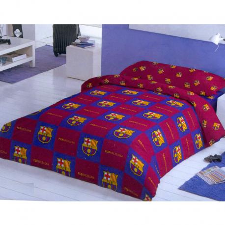 Drap Housse F.C.Barcelona 105 cm.