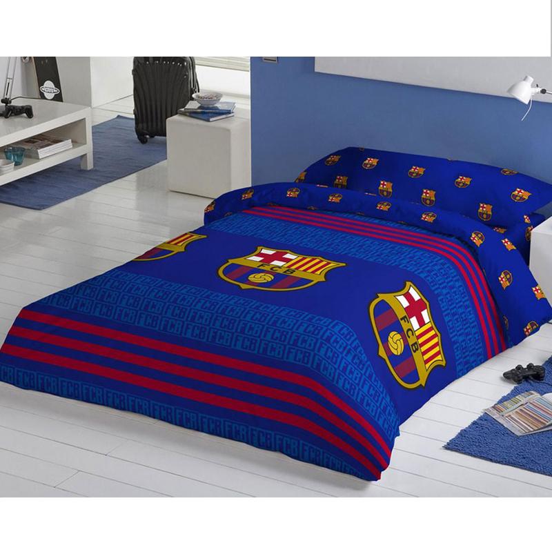 Drap housse f c barcelona 105 cm - Fundas nordicas para camas de 105 ...