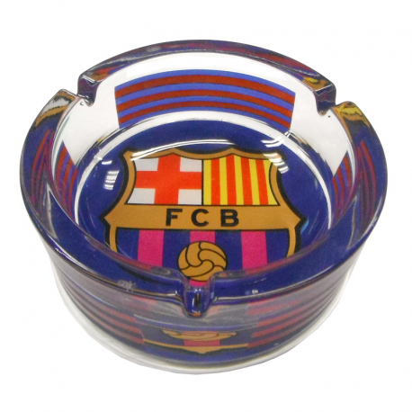 F.C.Barcelona Large Ashtray.