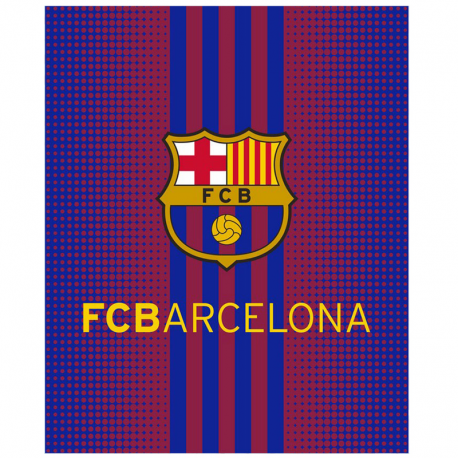 Manta Coral del F.C.Barcelona.