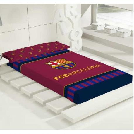 F.C.Barcelona Bed Blanket.