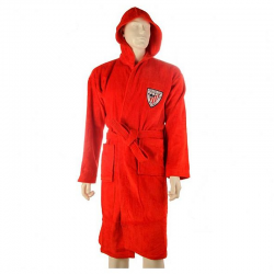 Athletic de Bilbao Adult Bathrobe.