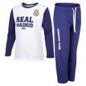 Pyjama adultes Real Madrid manches longues.