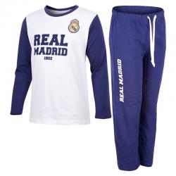 Pijama de niño de manga larga del Real Madrid.