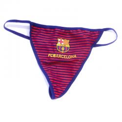 Tanga de lycra de mujer del F.C.Barcelona.