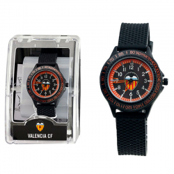 Valencia C.F. Kids wristwatch.