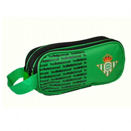 Real Betis triple Pencil Case.