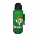 Botella metálica del Real Betis.