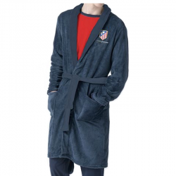 Atlético de Madrid Man dressing gown.