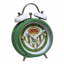 Real Betis Small bell alarm clock.