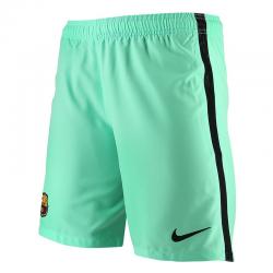 Pantalón corto niño 3ª equipación F.C.Barcelona 2016-17.