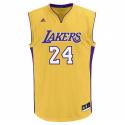 Camiseta 1ª equipación Kobe Bryant Angeles Lakers.
