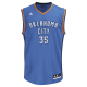 Camiseta 2ª equipación Durant Oklahoma City.