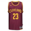Camiseta 1ª equipación James Cleveland.