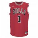 Camiseta 1ª equipación Derrick Rose Chicago Bulls.
