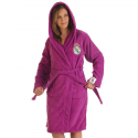 Real Madrid Woman Bathrobe.