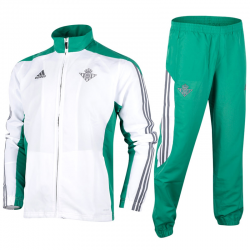 Real Betis Adult Tracksuit 2016-17.