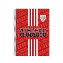 Cuaderno espiral 4º del Athletic de Bilbao.