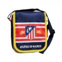 Bandolera pequeña del Atlético de Madrid.