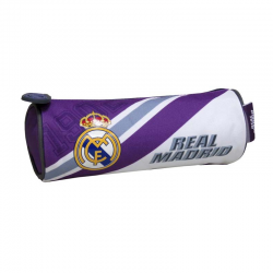 Real Madrid Barrel Pencil Case.